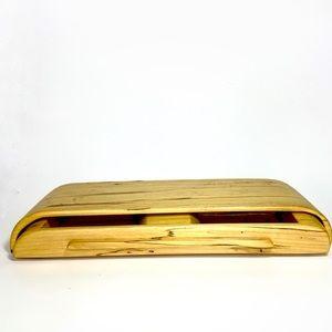 Handmade desk dresser key caddy drawer catch all